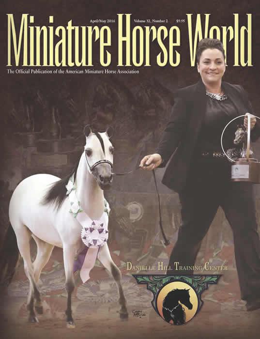 Miniature Horse World MHW Magazine